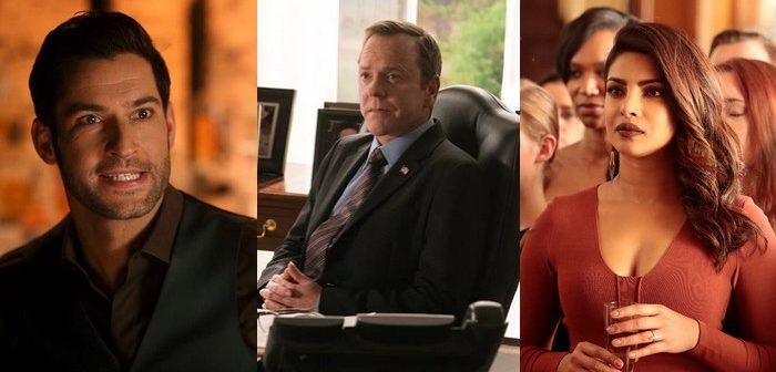 Lucifer, Designated Survivor, Quantico... toutes les séries récemment annulées