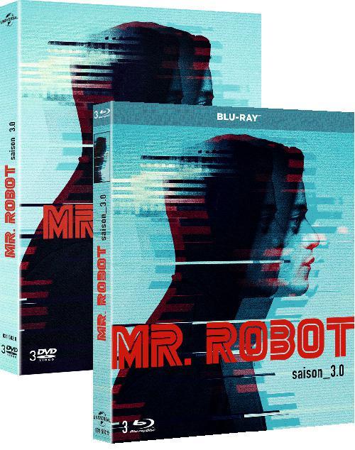Concours Mr Robot saison 3 : 1 coffret DVD à gagner