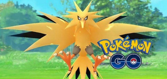 Pokémon GO, découvrez comment obtenir Electhor à 100% !
