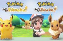 Pokémon : Let's Go, Pikachu et Evoli se précisent sur Switch