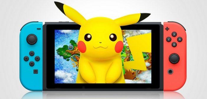 Pokémon Switch : de nouvelles informations pertinentes ?