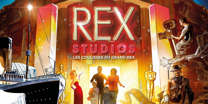 Visite guidée - Rex Studios : Le Grand Rex, un ciné côté coulisses