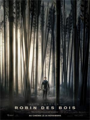 Robin des Bois: Taron Egerton en mode Arrow dans la bande-annonce