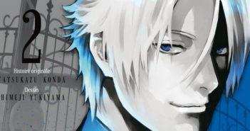 Critique Manga Silver Wolf tome 2 : les méchants débarquent