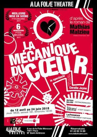 Spectacle La mécanique du cœur - l'adaptation brillante de l'œuvre de Mathias Malzieu_2