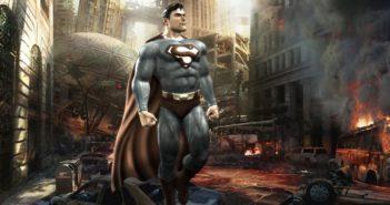 Superman des infos sur un jeu open world dans la lignée des Batman Arkham
