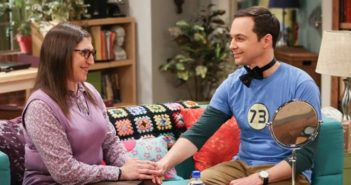 Critique The Big Bang Theory saison 11 : Old Sheldon