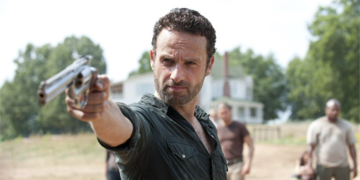 The Walking Dead : Rick quittera la série après la saison 9