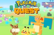 Aprs la Switch, Pokémon Quest arrive sur mobiles !
