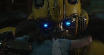 Bumblebee : bande-annonce entre E.T. et Un Amour de Coccinelle