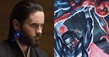 Jared Leto en Morbius le vampire dans le spin-off Spider-Man