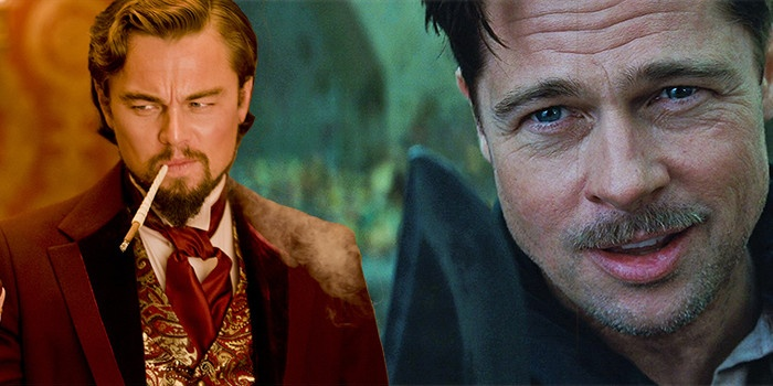 Once Upon A Time In Hollywood: une première image de Leonardo DiCaprio et Brad Pitt