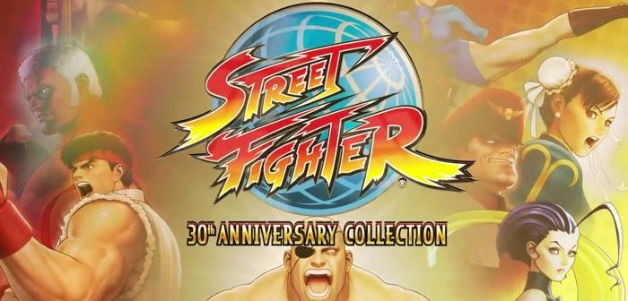 Test Street Fighter 30th Anniversary Collection : combo nostalgique