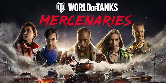 World of Tanks Mercenaries : tankiet' ça va faire boom !