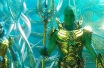 Aquaman : le Fisherman King se la joue Chevalier du Zodiaque
