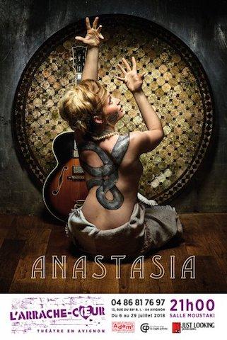 Avignon 2018 - Anastasia