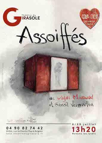 Avignon 2018 - Assoiffés