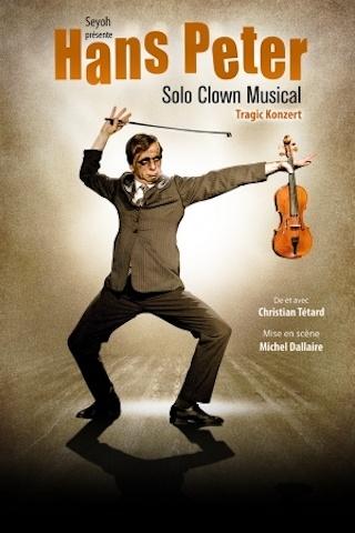 Avignon 2018 - Hans Peter Tragic Konzert