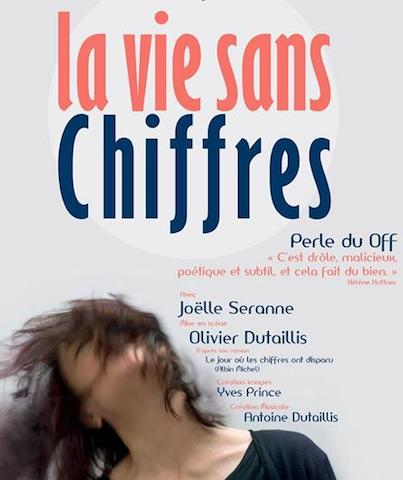 Avignon 2018 - La vie sans chiffres