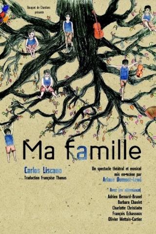 Avignon 2018 - Ma famille