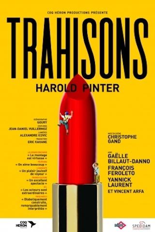 Avignon 2018 - Trahisons