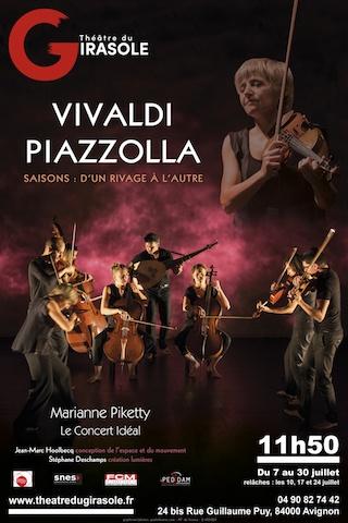 Avignon 2018 - Vivaldi Piazolla