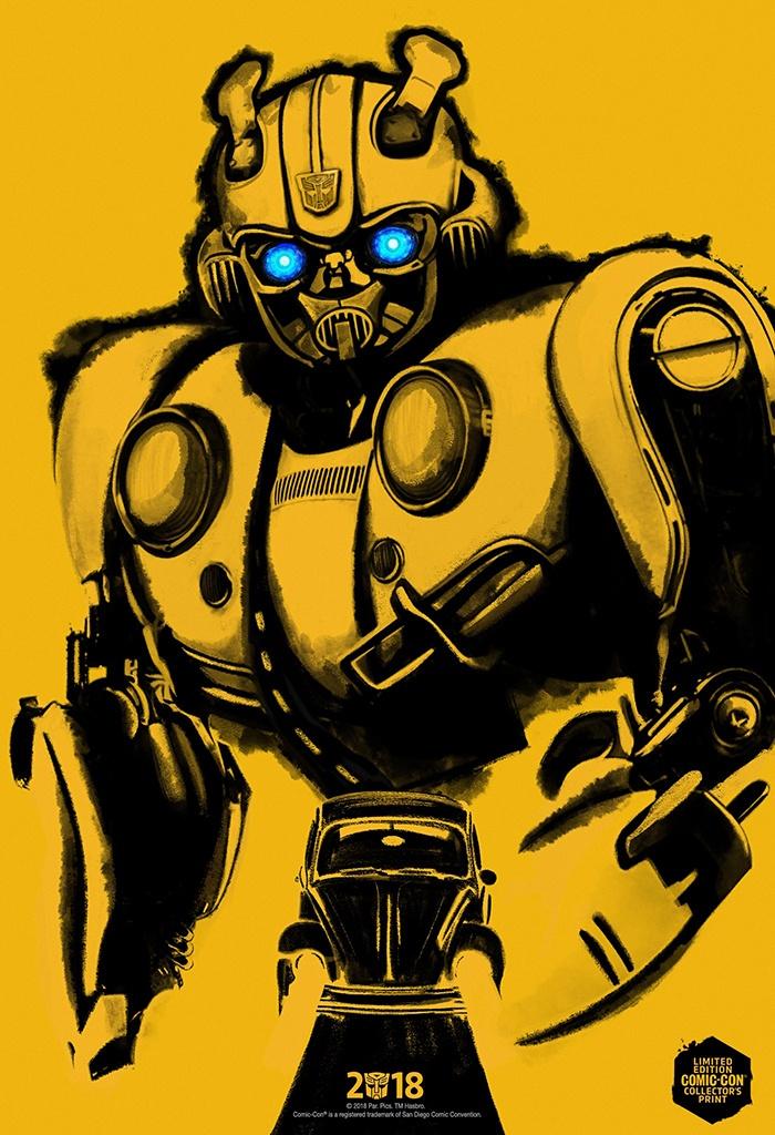 [Comic-Con 2018] Bumblebee : la bande-annonce d'une origin-story !