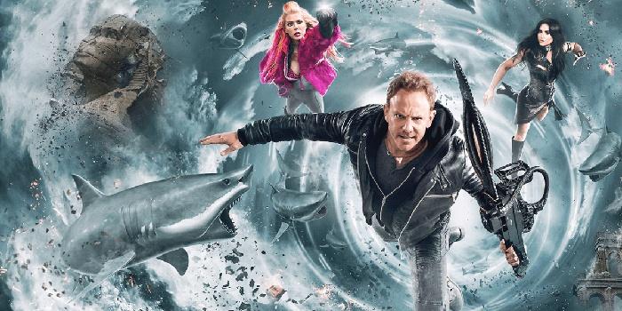 [Comic-Con 2018] Sharknado 6 : une conclusion barrée !