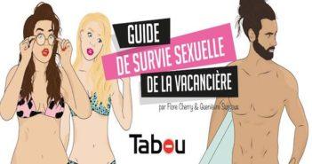 Critique Livre - Guide de survie sexuelle de la vacancière : pour un été caniculaire !