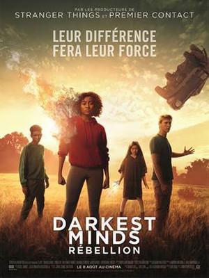 Darkest Minds – Rebellion: une nouvelle bande-annonce psychique