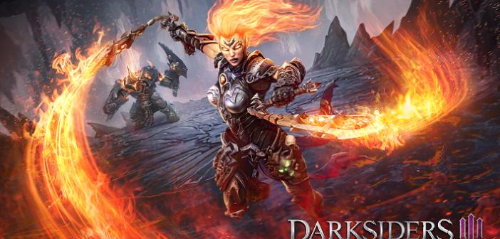 Darksiders III voici la date de sortie et ses bonus !