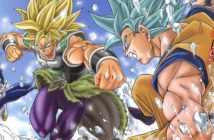 Dragon Ball Super le film : Broly en action dans la bande-annonce !