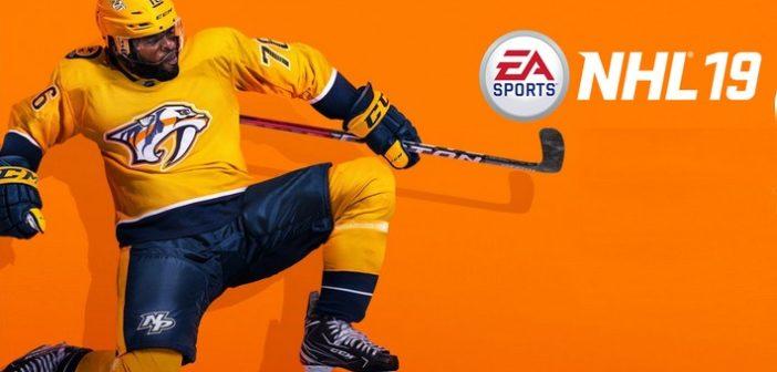 EA Sports NHL 19 teste gratuitement le jeu en avant première !