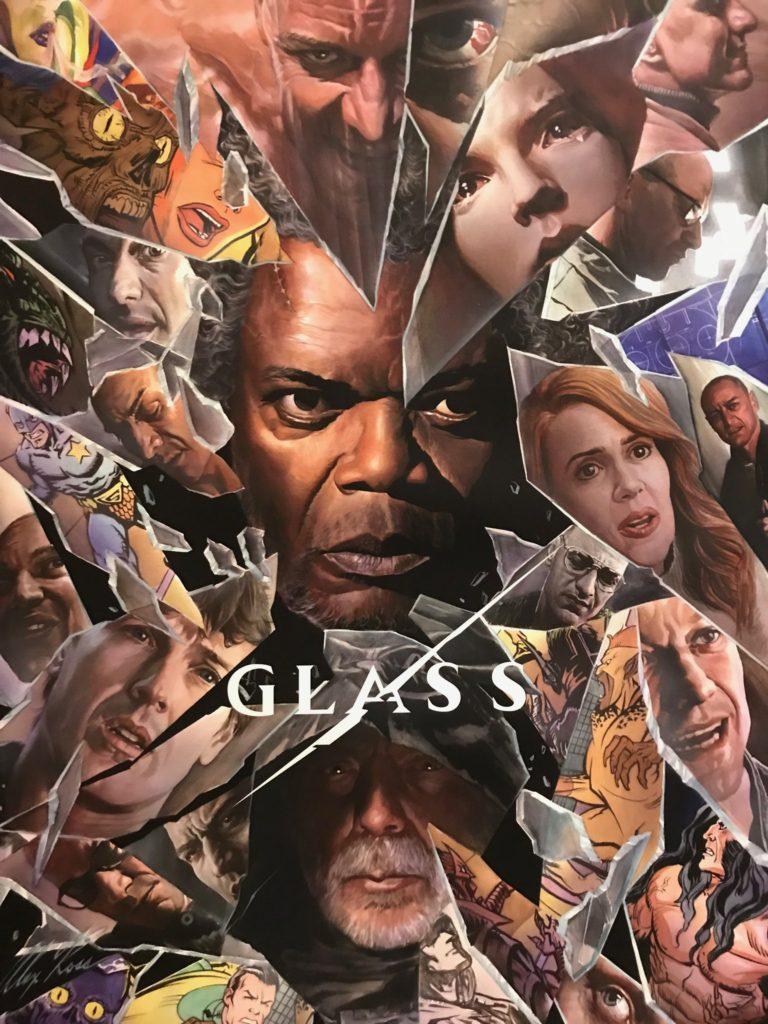 [Comic-Con 2018] Glass : une bande-annonce qui nous retourne le cerveau !