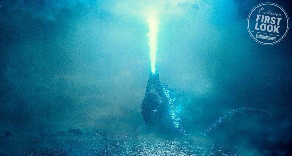 Godzilla rugit sur les premières images de la suite, King of the Monsters !