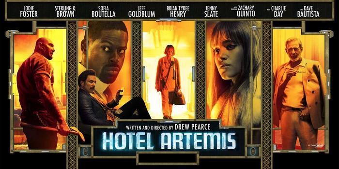 Critique Hôtel Artemis : faut-il y réserver une chambre ?