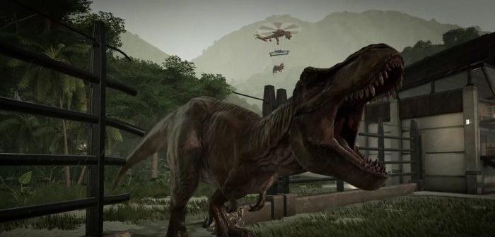 Test Jurassic World Evolution : Fallen Kingdom ?