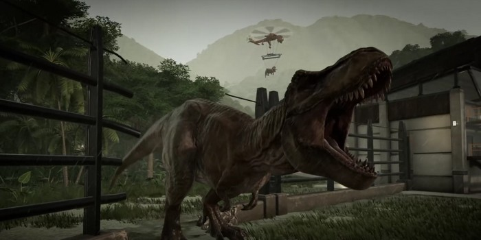 Test Jurassic World Evolution : Fallen Kingdom ?