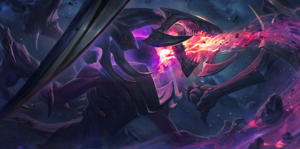 League of Legends Cho'Gath fait beau pour Make-A-Wish France_Dark Star Cho'Gath