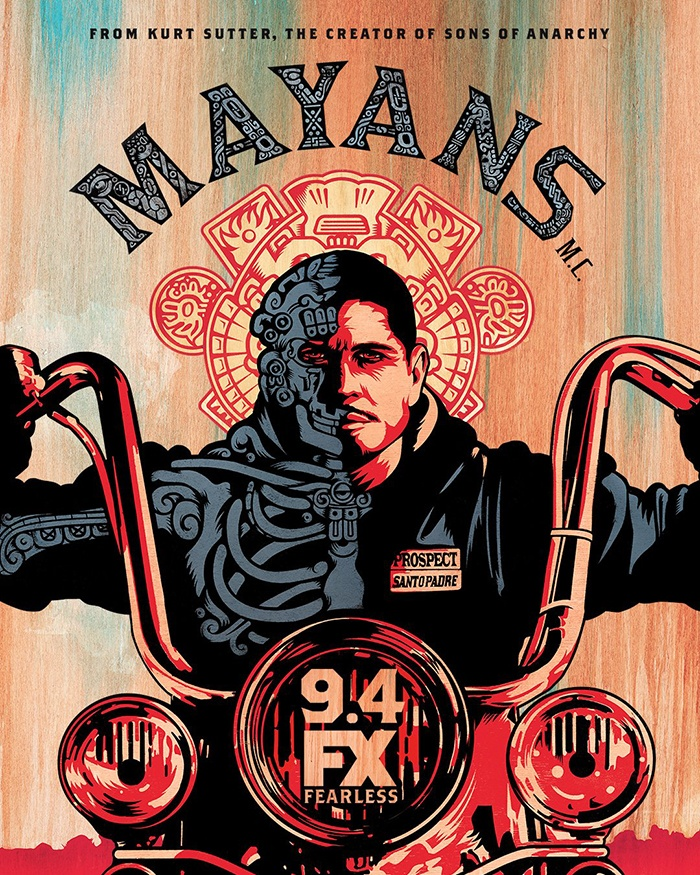 Mayans MC : des teasers qui rendent hommage à Sons of Anarchy !