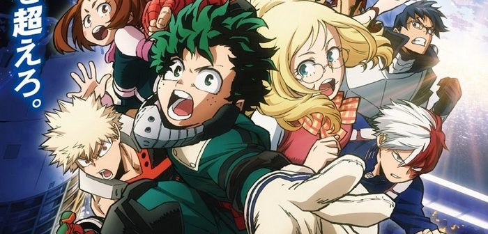 Critique My Hero Academia : Two Heroes : film Plus Ultra ?
