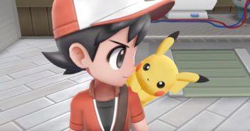Pokémon Let's Go, PikachuetÉvoli voici de nouveaux détails !