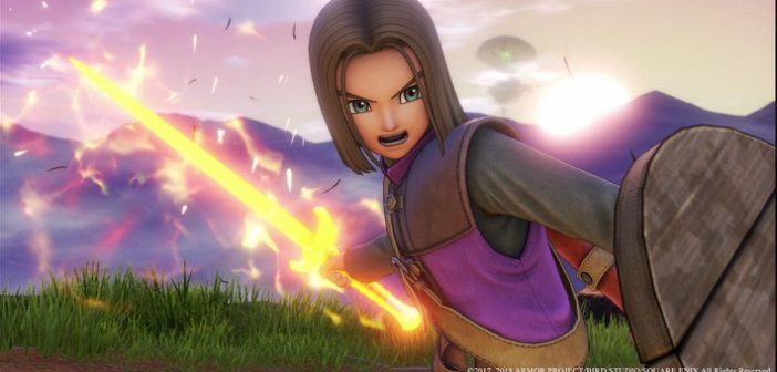 Preview Dragon Quest XI