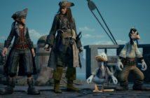Preview Kingdom Hearts III Sora, Donald, Dingo s'installent chez Woody