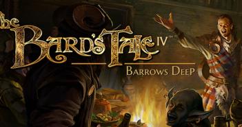 Preview The Bard's Tale IV suave ivresse ou gros coup dans le nez