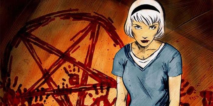Sabrina: un premier poster de l'apprentie sorcière dévoilé