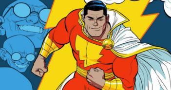 Shazam!: pas mal d'images officielles pour le super-héros
