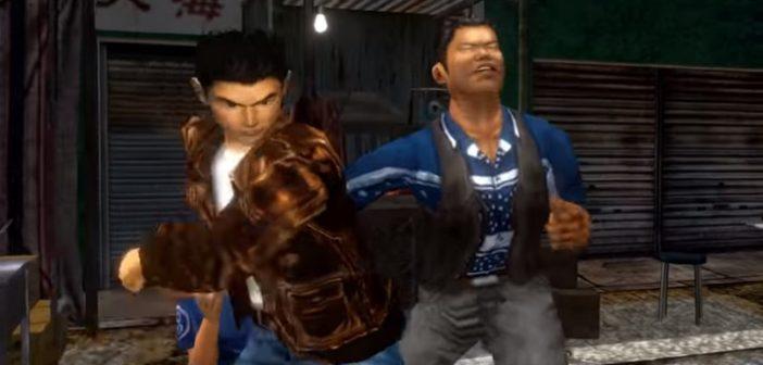 Shenmue I & II est daté sur PlayStation 4 et Xbox One !