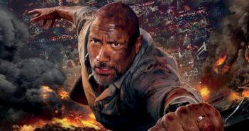 Critique Skyscraper : non, Dwayne Johnson n'est pas Bruce Willis