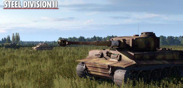 Steel Division 2 : le Front de l'Est dévoile son trailer !